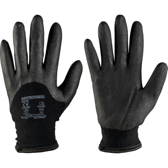 Gants de précision - Polyester - Noir