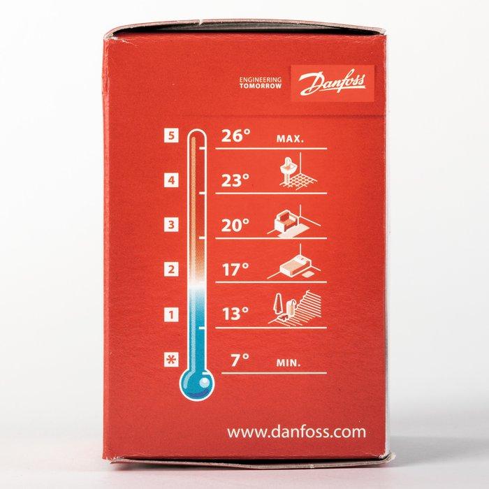 Tête de robinet thermostatique RA 2990 de radiateur - Bulbe incorporé-9