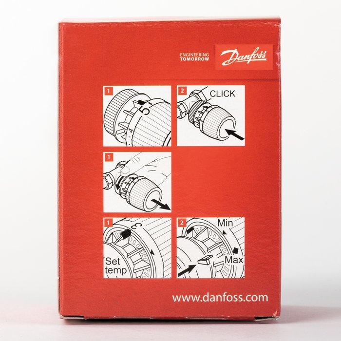 Tête de robinet thermostatique RA 2990 de radiateur - Bulbe incorporé-10