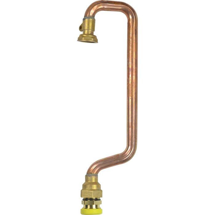 Crosse de sortie de compteur gaz G4