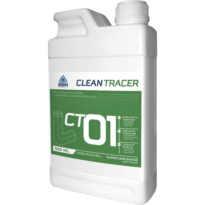 Protecteur de chaudière CT01