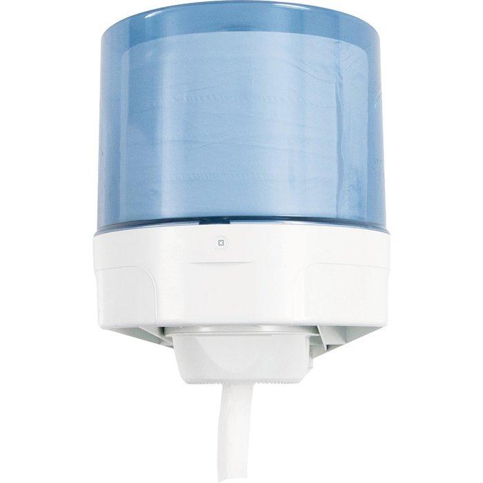 Distributeur pour bobine de papier industrielle
