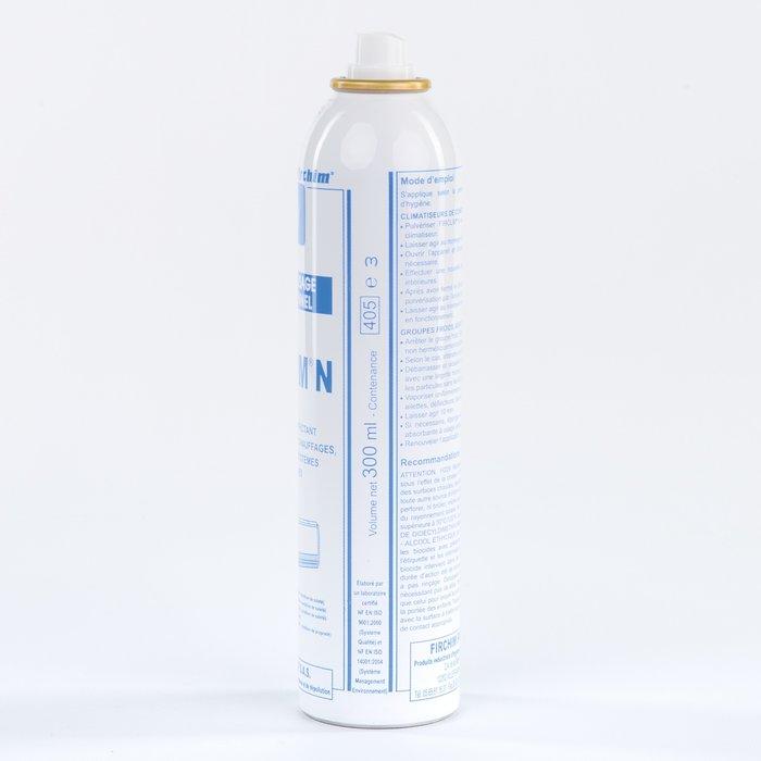 Nettoyant et désinfectant pour système de traitement de l'air