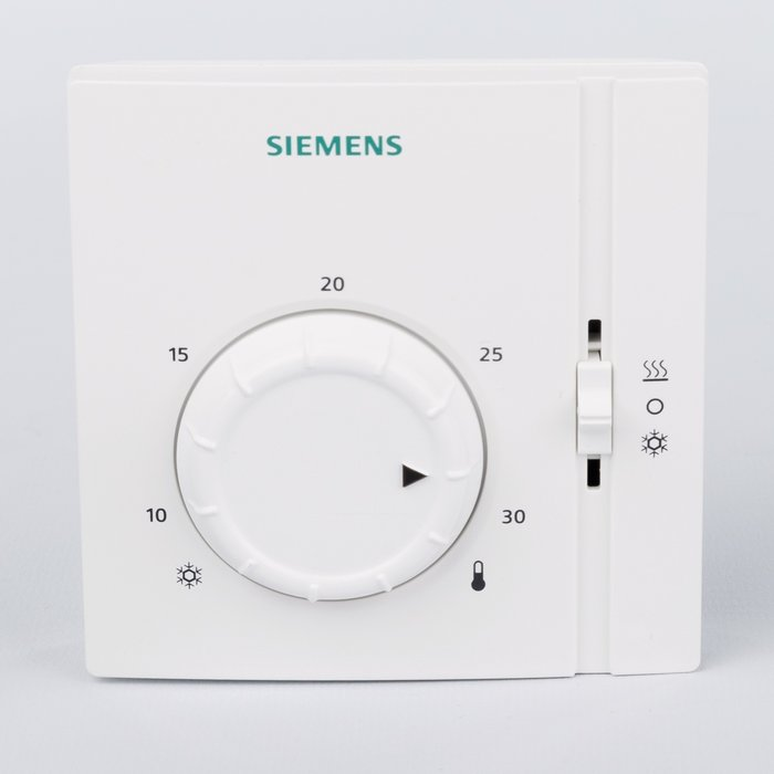 Thermostat d'ambiance chaud et froid