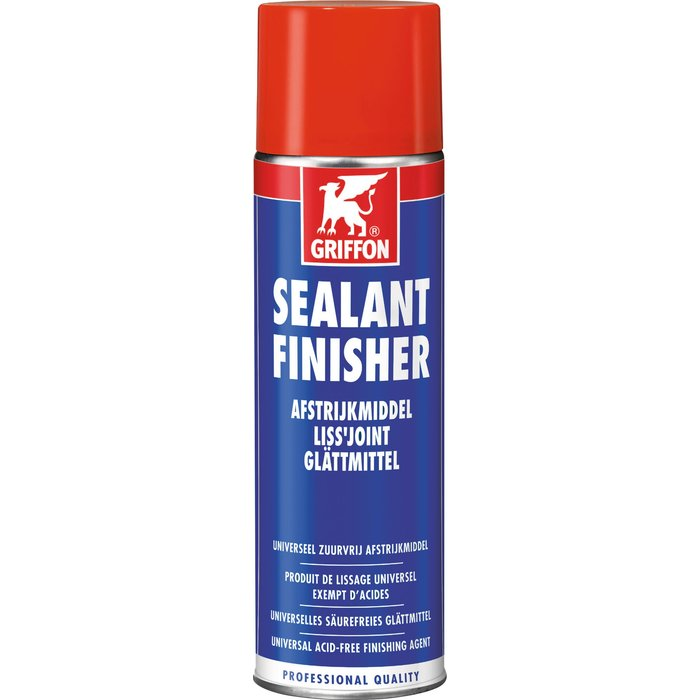 Silicone Finish lissage joint aerosol