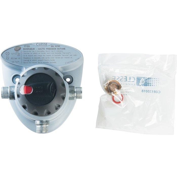 Inverseur automatique gaz butane - 1re détente