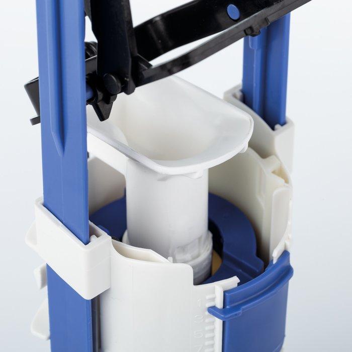 Soupape rénovation de mécanisme WC Clip'Easy - Double débit-4