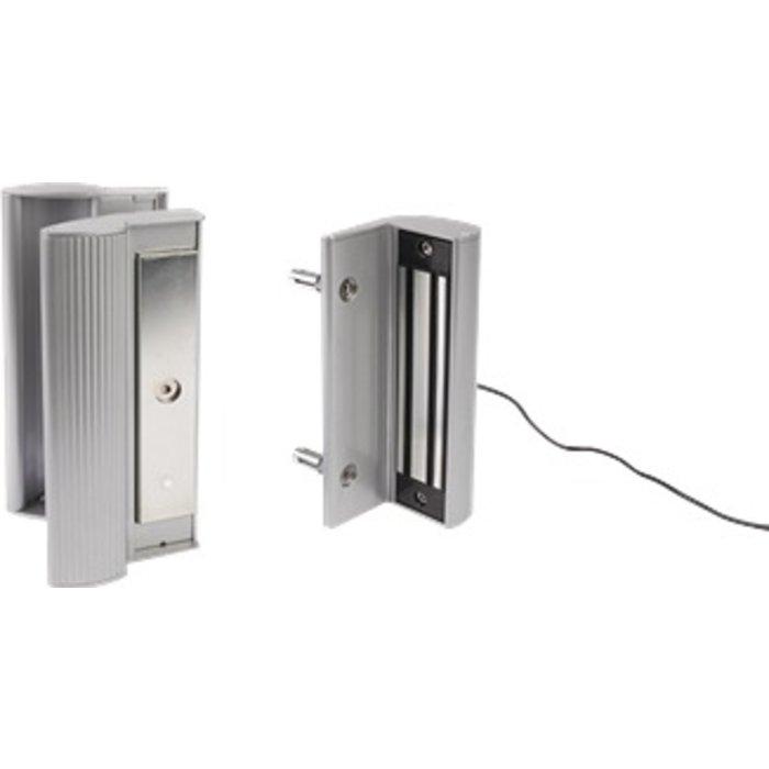 Ventouse électromagnétique avec poignée Mag - Pour portail battant
