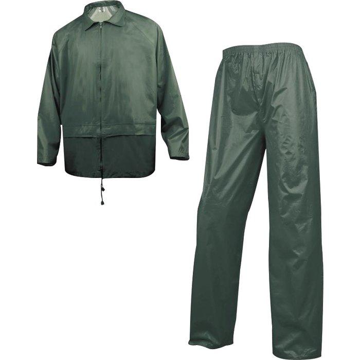 Ensemble de pluie veste et pantalon - Coutures étanchées