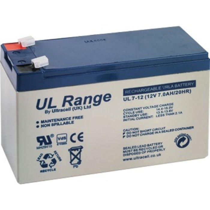 Batterie rechargeable - Tension 12 VDC