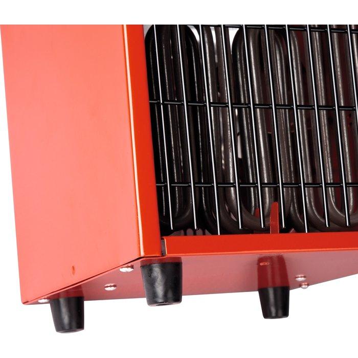 Radiateur électrique d'appoint pour chantier - Cube - Puissance 1000 / 2000 / 3000 W-7