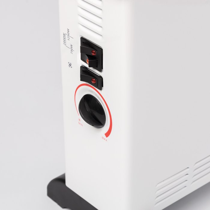 Convecteur électrique mobile - Turbo ventilation - Puissance 750 / 1250 / 2000 W-7