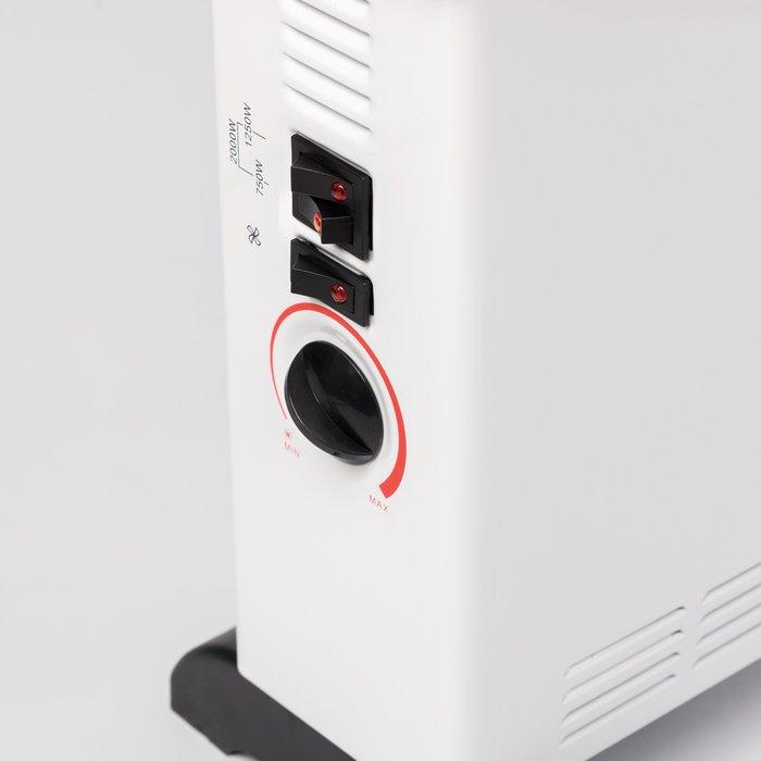 Convecteur électrique mobile - Puissance 750 / 1250 / 2000 W-5