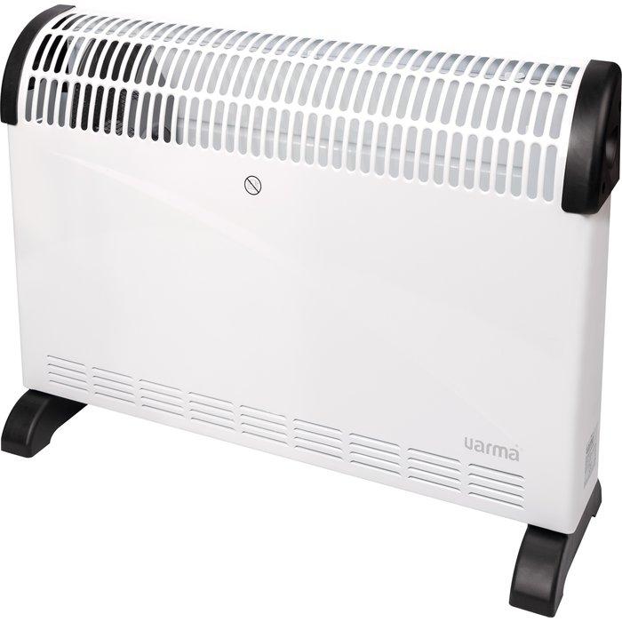 Convecteur électrique mobile - Turbo ventilation - Puissance 750 / 1250 / 2000 W-9