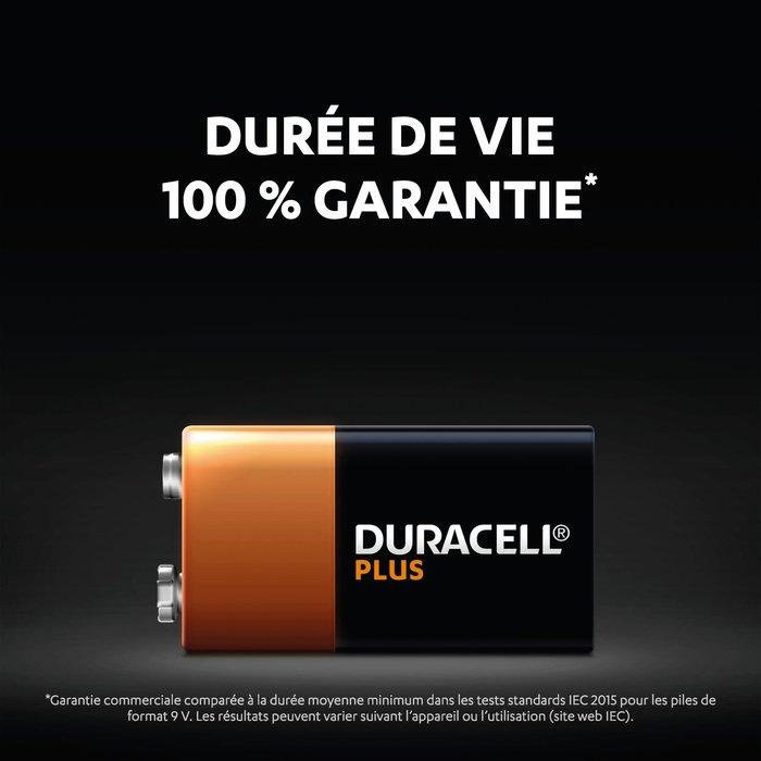 Piles Mainline Plus 100% - Spécifique