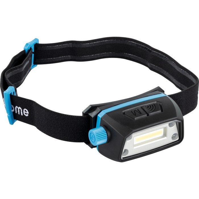 Lampe Frontale rechargeable LED Detekt