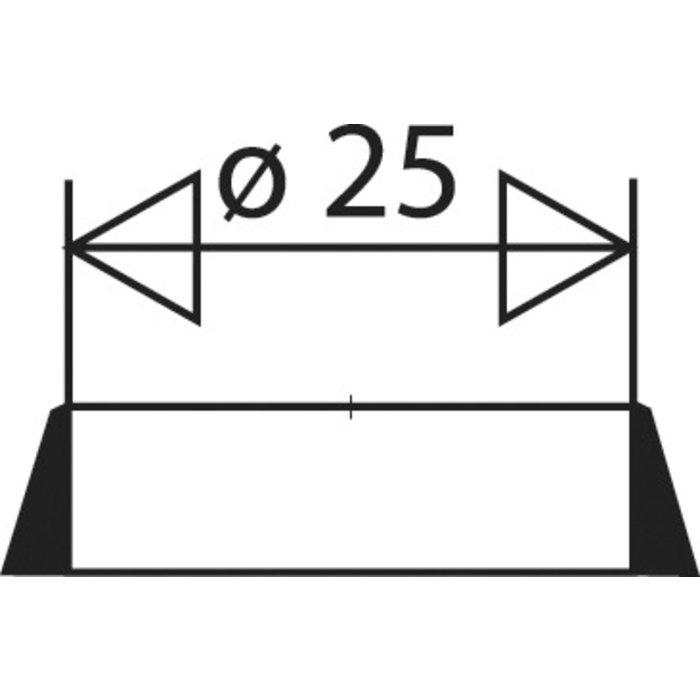 Joint conique de vidage-1