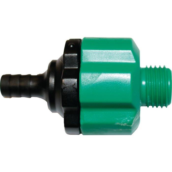 Clapet anti retour vert/noir