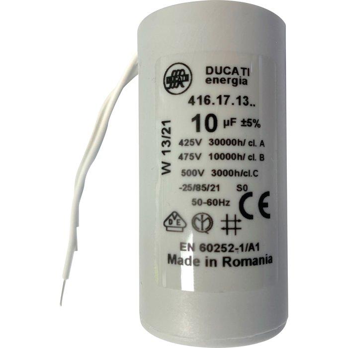 Condensateur pour broyeur Saniplus