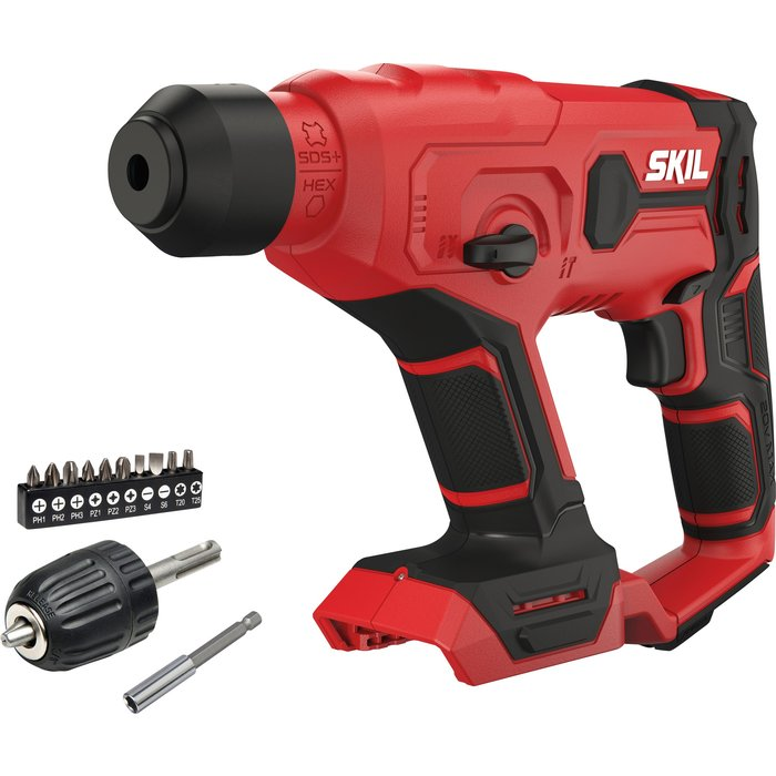 Perforateur 3810 CA Skil - Livré sans batterie - 18V