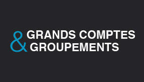 Logo Grands comptes & groupements
